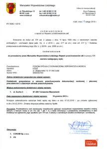 2019-02-12 zaświadczenie marszałka
